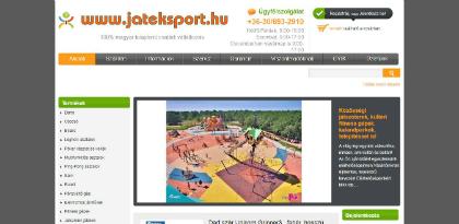 jateksport weboldal készítés, google adwords, seo, webáruház, facebook