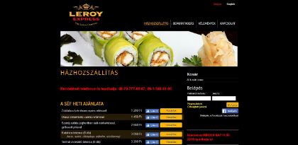 leroyexpress weboldal készítés, google adwords, seo, webáruház